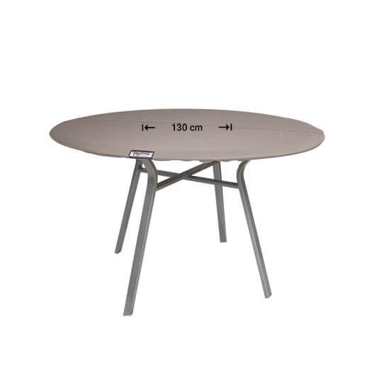 Schutzhaube für eine runde Tischplatte Ø 130 cm