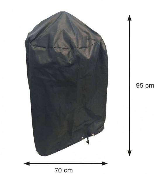 Kugelgrill Schutzhaube, Durchmesse 67/70 H:95 cm