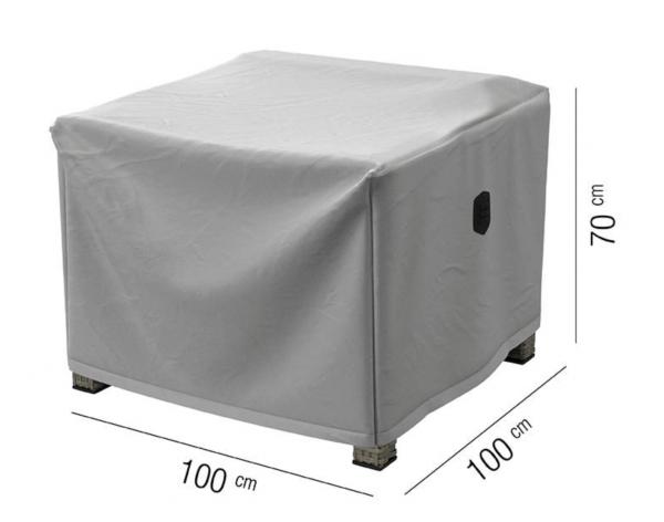 Schutzhülle für Lounge Sessel 100 x 100 H: 70 cm