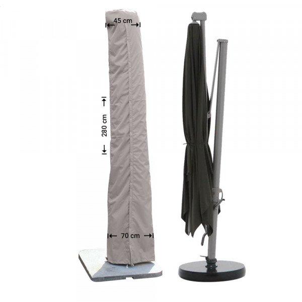 Sonnenschirmhülle mit Stab H: 280 cm