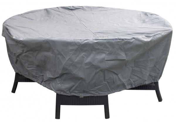 Abdeckung für Gartenmöbel Sitzgruppe, rund Ø 260 H: 100 cm