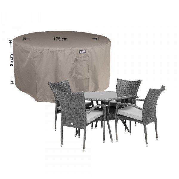 Schutzhaube für runde Sitzgruppe Ø 175 H: 85 cm