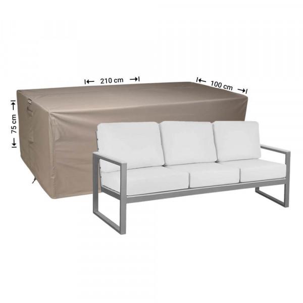 Schutzhülle Lounge Sofa 210 x 100 H: 75 cm