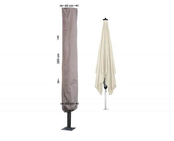 Schutzhaube für Gastronomie Sonnenschirme 385 cm