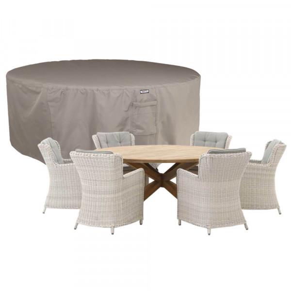 Schutzhülle für Sitzgruppe, rund 275 H: 85 cm