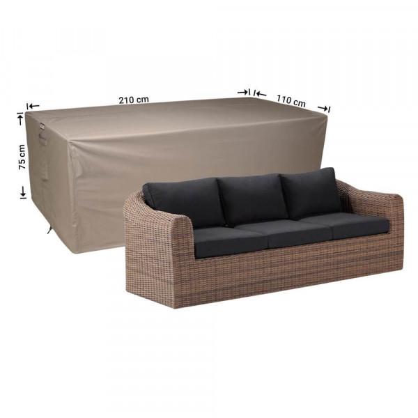 Schutzhülle Lounge Sofa 210 x 110 H: 75 cm