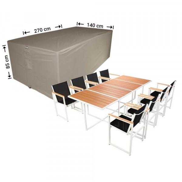 Schutzhülle Sitzgruppe 270 x 140 H: 85 cm