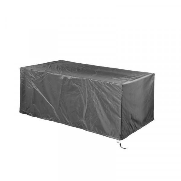 Schutzhülle für rechteckigen Gartentisch 300 x 110 H: 70 cm
