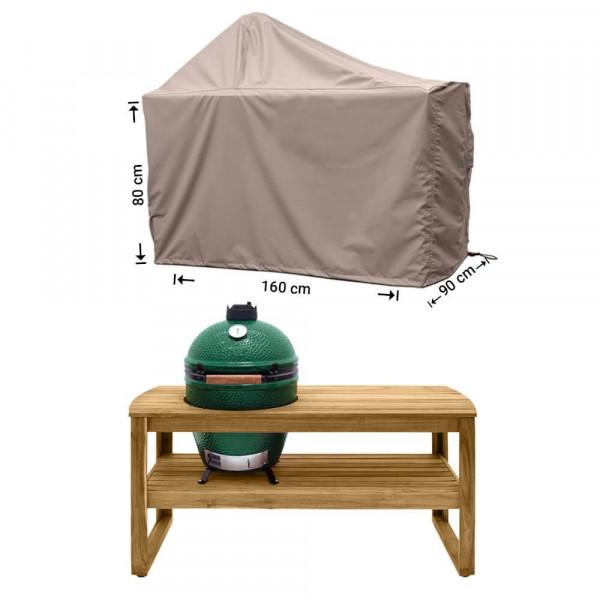 Abdeckung für Green Egg BBQ 160 x 90 cm