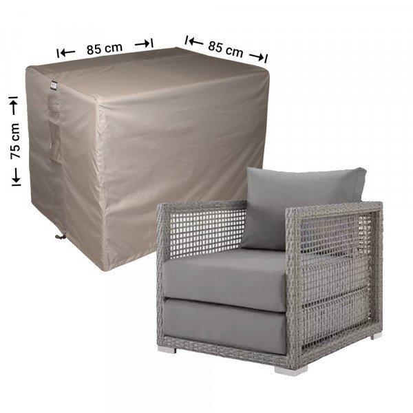 Schutzhülle für Rattan Gartenstuhl 85 x 85 H: 75 cm
