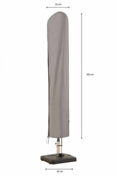 Sonnenschirmhülle mit Stab H: 160 cm