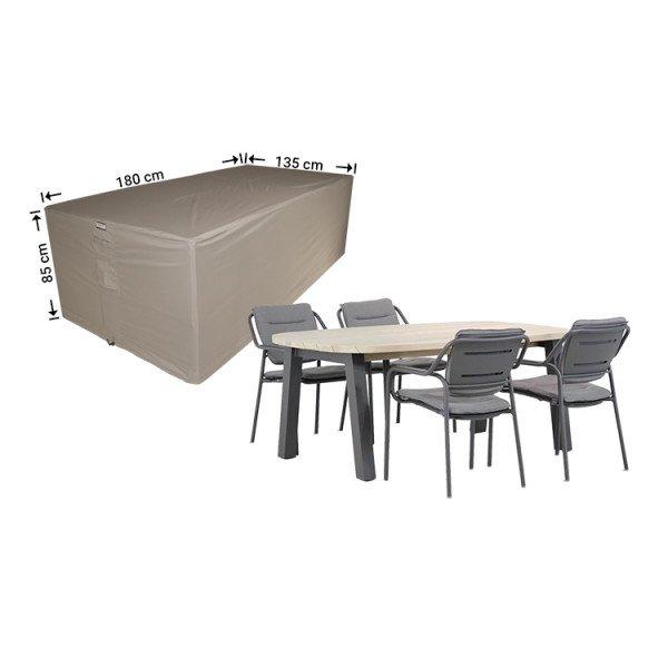 Wetterschutz für Gartenmöbel Sitzgruppe 180 x 135 H: 85 cm