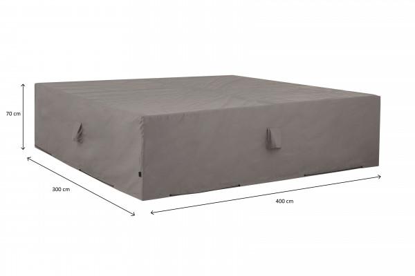 Schutzhülle für Lounge-Möbelset 400 x 300 H: 70 cm