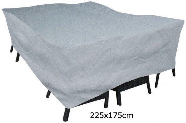 Schutzhülle für Gartenmöbelset 225 x 175 H: 100 cm