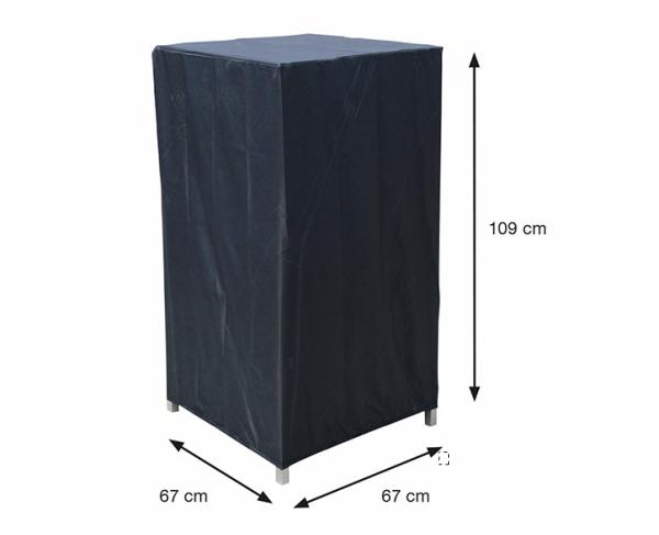 Schutzhülle Stapelstühle 67 x 67 H: 109cm