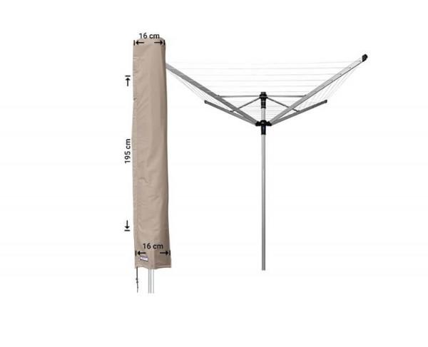 Abdeckung für Rotierende Wäscheleine 195 cm