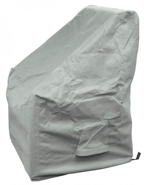 Abdeckung für Gartenstühle oder Stuhlstapel 4x, 66 x 66 H: 117 / 67 cm