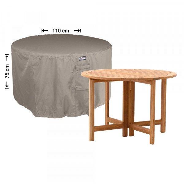 Schutz für runden Tisch Ø 110 cm