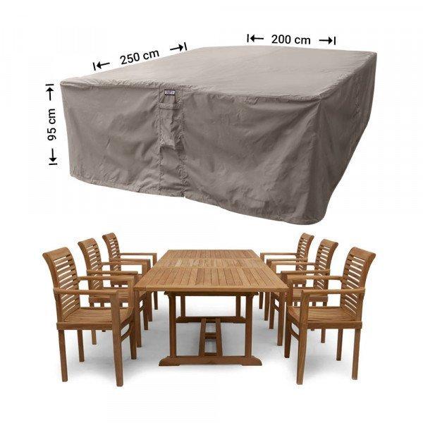 Gartenmöbel Schutzhülle für Sitzgruppe 250 x 200 H: 95 cm