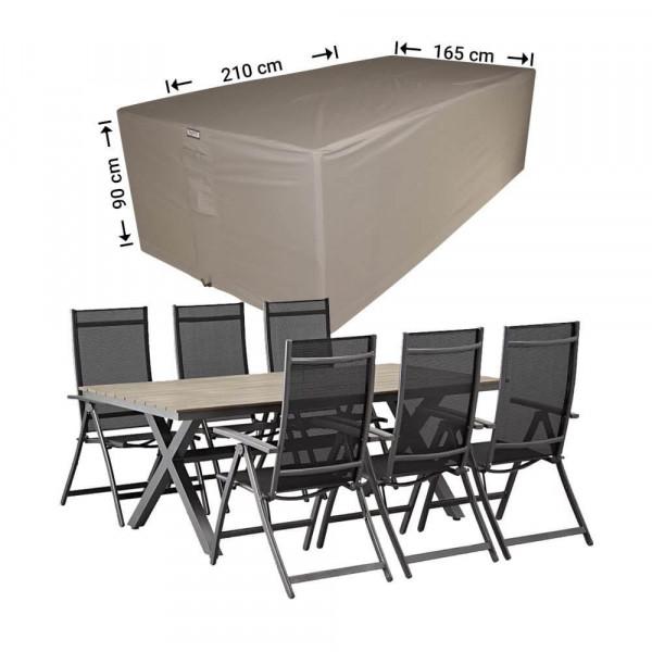 Schutzhülle für Gartenmöbel-Set 210 x 165 H: 90 cm