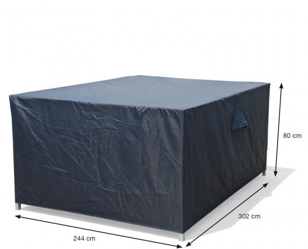 Lounge-dining Set Schutzhülle 302 x 244 H:80 cm